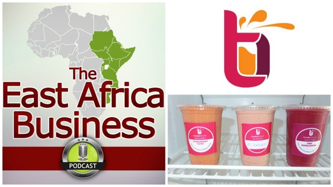 Smoothies: how a growing Rwandan enterprise sells healthy juices, with Anitha Dusabe of Twistiblendz