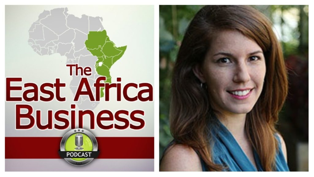 African rocketship BitPesa use blockchain to enable international payments, with Elizabeth Rossiello