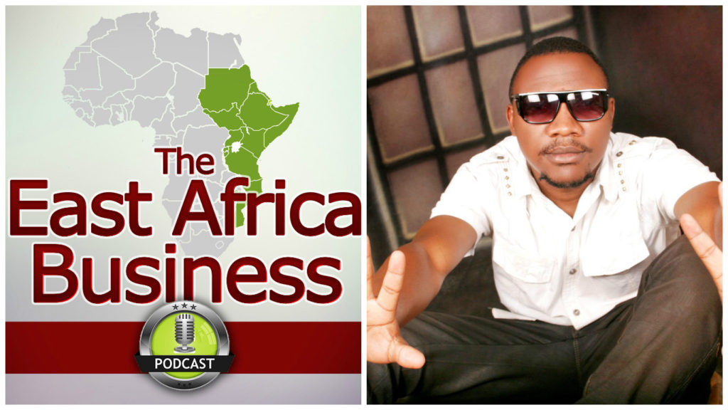 The effusive Dr Suudi gives us a taste of his Ugandan radio adverts
