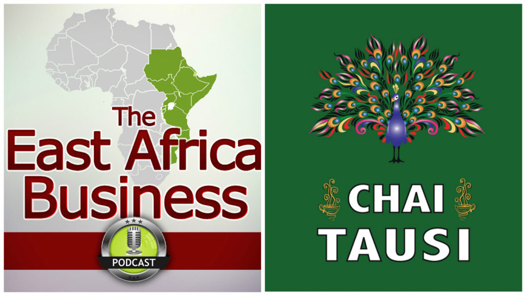 Where does your tea come from? Toby Theobald from Chai Tausi in Tanzania explains