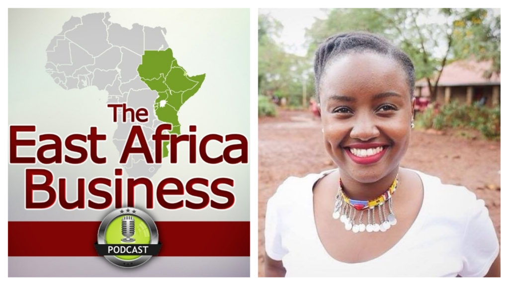 """A """"one for one"""" model delivering nutritious hot lunches for schoolchildren, with Wawira Njiru"""